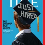 GraduationSource's Cap and Gown Featured on the Cover of Time Magazine